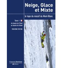 Eisklettern Neige, Glace et Mixte, Band 1 JMEditions