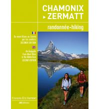Chamonix > Zermatt - randonnée - hiking JMEditions