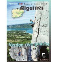 Sportkletterführer Frankreich Climbing around Aiguines - Verdon rive gauche La Corditelle