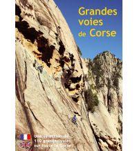 Alpinkletterführer Grandes voies de Corse - Mehrseillängen-Kletterführer Korsika FFME - Fed. Francaise