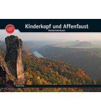 Bergtechnik Kinderkopf und Affenfaust - Kletterlehrbuch Geoquest Verlag