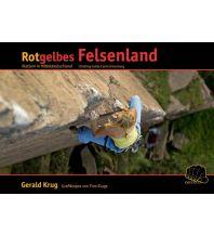 Sportkletterführer Deutschland Rotgelbes Felsenland Geoquest Verlag