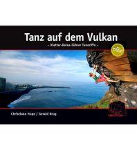 Sportkletterführer Südwesteuropa Tanz auf dem Vulkan - Kletter-Reise-Führer Teneriffa Geoquest Verlag