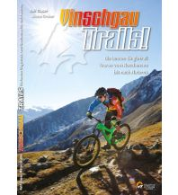 Mountainbike-Touren - Mountainbikekarten Vinschgau Trails! Ralf Glaser Guidebook