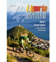 Mountainbike-Touren - Mountainbikekarten Liguria Trails, Band 1 Ralf Glaser Guidebook