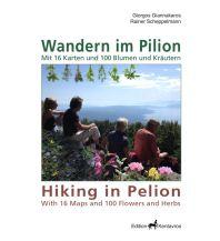 Wanderführer Wandern im Pilion Edition Kentavros