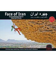 Wanderführer Face of Iran - Auswahlkletterführer Geoquest Verlag
