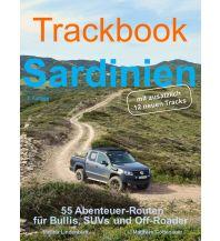 Motorradreisen Trackbook Sardinien 2. Auflage Experience Verlag