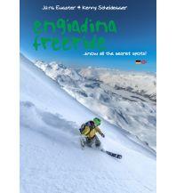 Skitourenführer Schweiz Engiadina (Engadin) Freeride Freerideguide