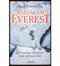 Bergerzählungen Illegal am Everest Wörterseh Verlag