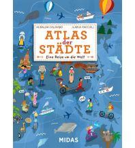 Kinderbücher und Spiele Atlas der Städte Midas Verlag AG