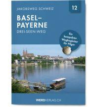 Wanderführer Drei-Seen-Weg Werd Verlag Zürich