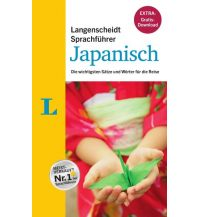 """Sprachführer Langenscheidt Sprachführer Japanisch - Buch inklusive E-Book zum Thema """"Essen & Trinken"""" Klett Verlag"""
