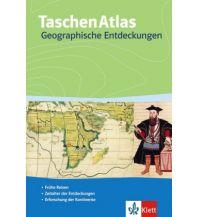 Weltatlanten TaschenAtlas Geographische Entdeckungen Ernst Klett Verlag GmbH.