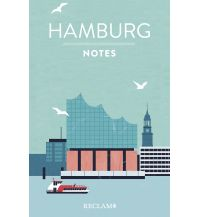 Reiseführer Hamburg. Notes Reclam Phillip, jun., Verlag GmbH