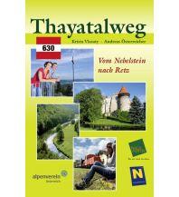 Weitwandern Thayatalweg - Vom Nebelstein nach Retz ÖAV Sektion Waldviertel