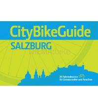 Radführer City Bike Guide Salzburg freizeitverlag