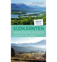 Wanderführer Südkärntenwanderungen Styria Medien AG, Verlag Styria
