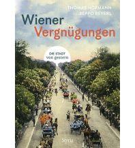 Reiseführer Wiener Vergnügungen Styria Medien AG, Verlag Styria