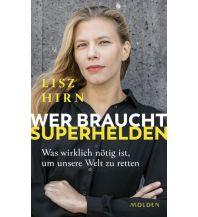 Reiselektüre Wer braucht Superhelden Molden Verlag