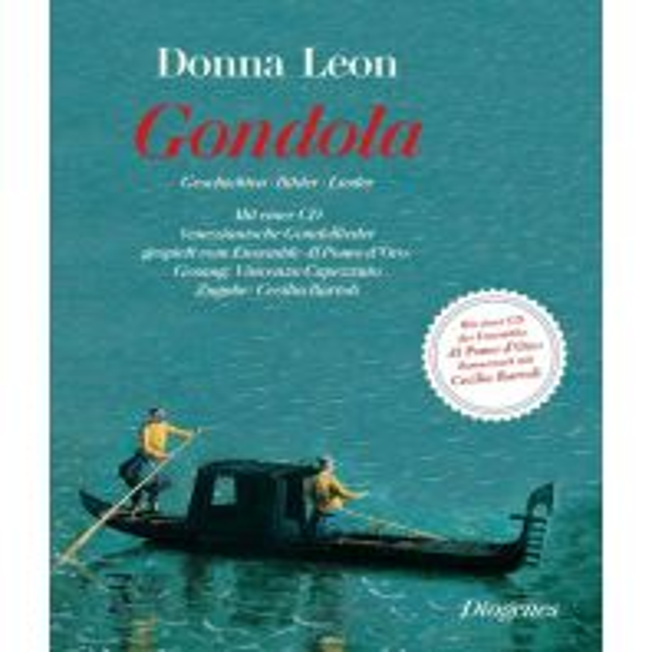 Reiseführer Gondola Diogenes Verlag
