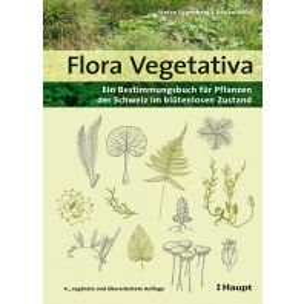 Naturführer Flora Vegetativa Verlag Paul Haupt AG