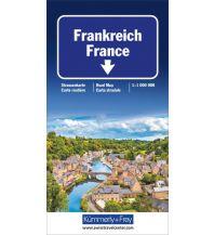 Straßenkarten Frankreich Strassenkarte Hallwag Kümmerly+Frey AG