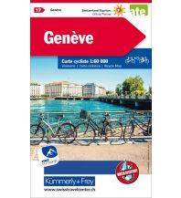Radkarten Genève Hallwag Kümmerly+Frey AG