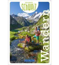 Wanderführer Wandern Erlebnis Schweiz Hallwag Verlag