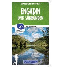 Wanderführer Engadin und Südbünden Wanderführer Hallwag Kümmerly+Frey AG
