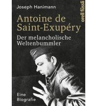 Reiselektüre Antoine de Saint-Exupéry Orell Füssli Verlag