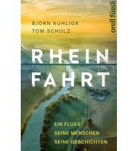 Revierführer Binnen Rheinfahrt Orell Füssli Verlag