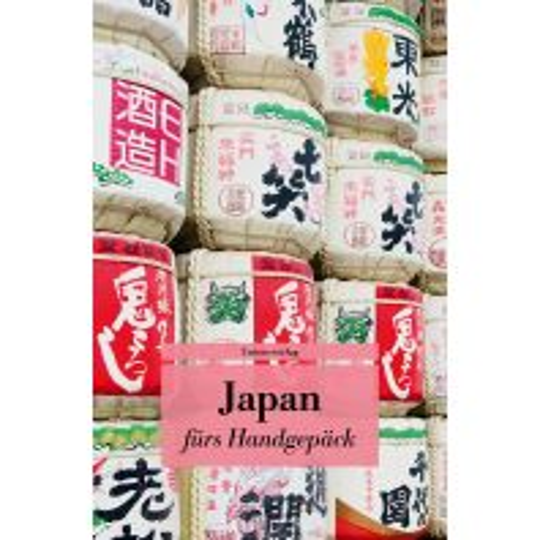 Reiseführer Japan fürs Handgepäck Unionsverlag