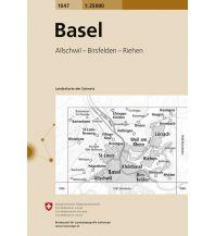 1047 Basel Bundesamt für Landestopographie