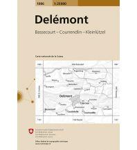 1086 Delémont Bundesamt für Landestopographie