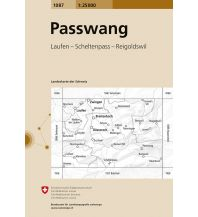 1087 Passwang Bundesamt für Landestopographie