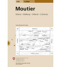 1106 Moutier Bundesamt für Landestopographie
