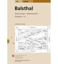 1107 Balsthal Bundesamt für Landestopographie