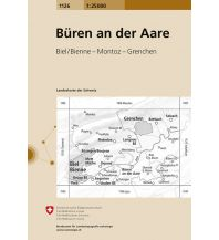 1126 Büren an der Aare Bundesamt für Landestopographie