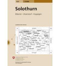 1127 Solothurn Bundesamt für Landestopographie
