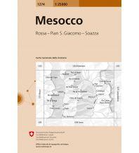 Wanderkarten Schweiz & FL Mesocco Bundesamt für Landestopographie