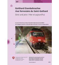 Eisenbahn Swisstopo Gotthard Eisenbahnachse Bundesamt für Landestopographie
