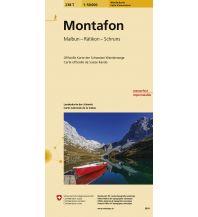 Wanderkarten Österreich Montafon Bundesamt für Landestopographie
