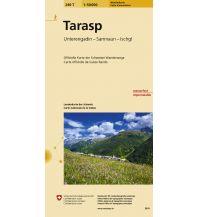 Wanderkarten Tirol 249T Tarasp Wanderkarte 1:50.000 Bundesamt für Landestopographie