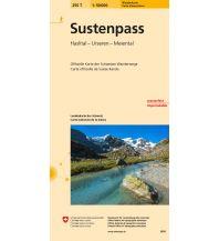 Wanderkarten Schweiz & FL Sustenpass Bundesamt für Landestopographie