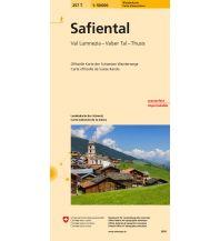 Wanderkarten Schweiz & FL Safiental Bundesamt für Landestopographie