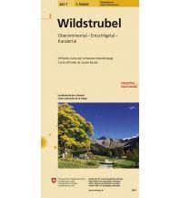 Wanderkarten Schweiz & FL Wildstrubel Bundesamt für Landestopographie