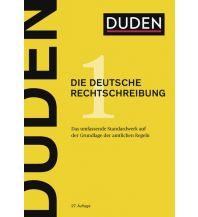 Sprachführer Duden - Die deutsche Rechtschreibung Bibliographisches Institut & F.A.Brockhaus AG, Mannheim
