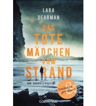 Reiselektüre Das tote Mädchen vom Strand Goldmann Taschenbuch (Random House)