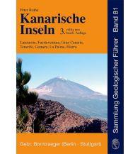 Geologie und Mineralogie Kanarische Inseln Gebrüder Borntraeger